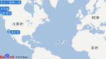 星辰公主号航线图