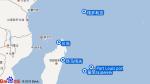地中海号航线图