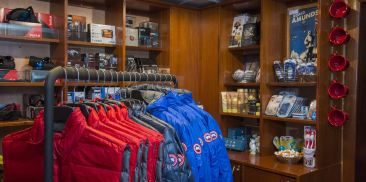 极地纪念品商店