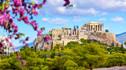 【千年一叹·文化盛宴】希腊意大利精华之旅10天7晚·世界之脐的德尔菲+伯罗奔尼撒半岛+马车巡游罗马古城+被掩埋的秘密庞贝古城+私人官导讲解+雅典美食厨艺课+米其林摘星之旅