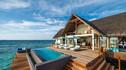 【绚美环礁·梦想假期】马尔代夫四季Landaa兰达吉拉瓦鲁岛6天4晚·观赏喂鲨+寻宝游戏+拖尾银沙