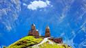 【遗世独立·神秘高加索】亚美尼亚格鲁吉亚阿塞拜疆12天10晚·《孤独星球》封面教堂景观+慢品丘吉尔最爱的白兰地+人间仙境塞凡湖+湖区酒店套房+格鲁吉亚第比利斯+亚美尼亚埃里温+阿塞拜疆巴库+四季酒店