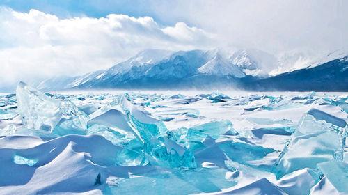 俄罗斯歌曲_【自然馈赠·蓝冰美景】冬日贝加尔湖赏蓝冰5天4晚·西伯利亚的 ...