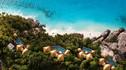 【隐世私岛·奢华假日】塞舌尔迪拜10天7晚·塞舌尔弗雷格特私人岛酒店4晚连住+八星酋长皇宫套房+迪拜塔阿玛尼酒店喷泉套房+双国超奢华浪漫之旅