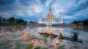 【泰北玫瑰·兰纳风情】泰国清迈曼谷6天5晚·清迈古城+大象保育中心+双龙寺+大皇宫
