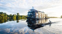 Aria Amazon River Cruises