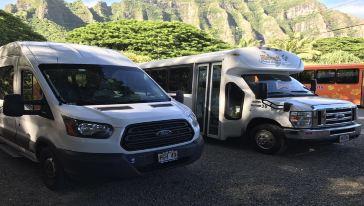 夏威夷檀岛车1