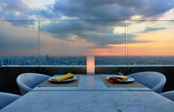 曼谷彩虹雲霄酒店 Baiyoke Sky Hotel 高空餐廳國際自助餐