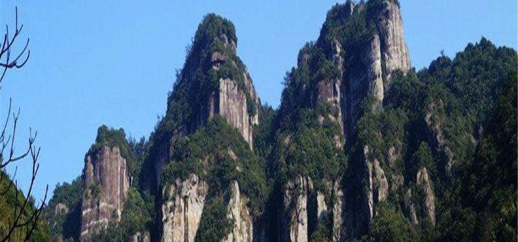 青雲山雲天石廊1