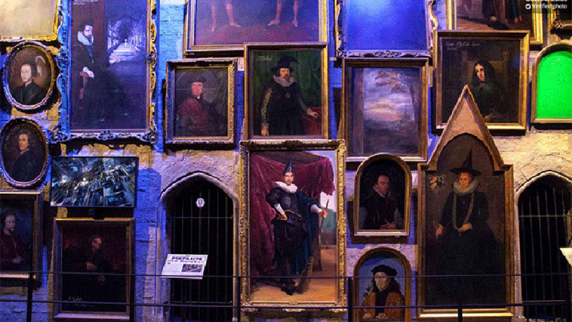 Warner Bros. Studio Tour London - The Making of Harry Potter (with Transfer)