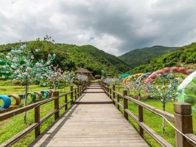 Jinzhu Gully Agriculture Sightseeing Garden