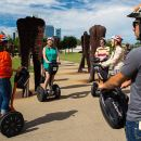2 HR History of Chicago Architecture & Art Segway Tour