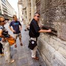Vienna Secrets Walking Tour to Backyards and Mysterious Locations