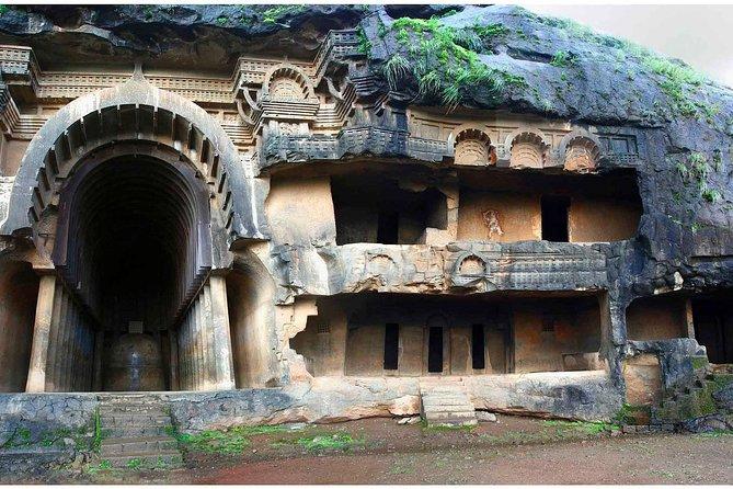 Karla & Bhaja Ancient Buddhist caves from Mumbai