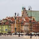Warsaw Historical, guided, bus, city group tour with hotel pickup & drop-off