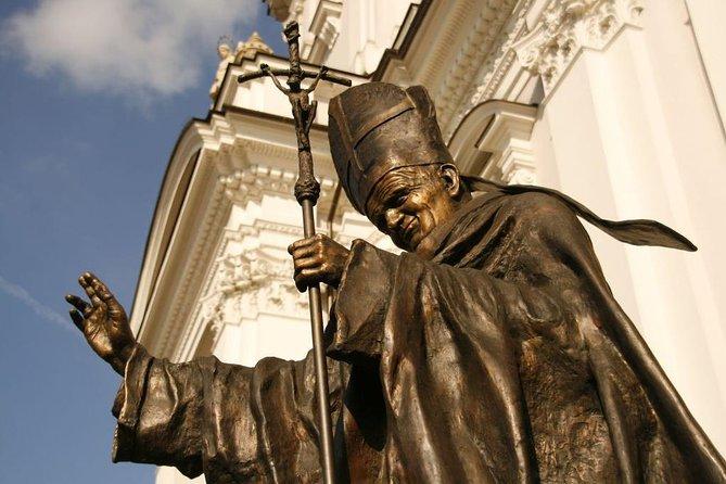 Tour to Wadowice: Hometown of Pope Saint John Paul II 5-8 persons