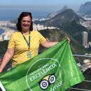 Custom Private City Tour By Gisela Vayda in Rio de Janeiro