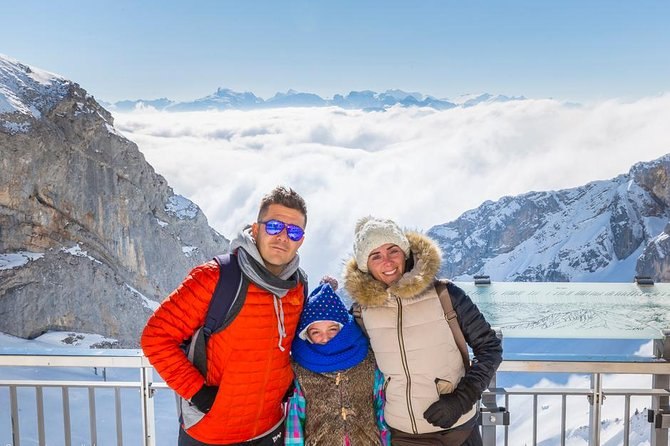 Mount Pilatus and Lucerne Winter Photo Tour