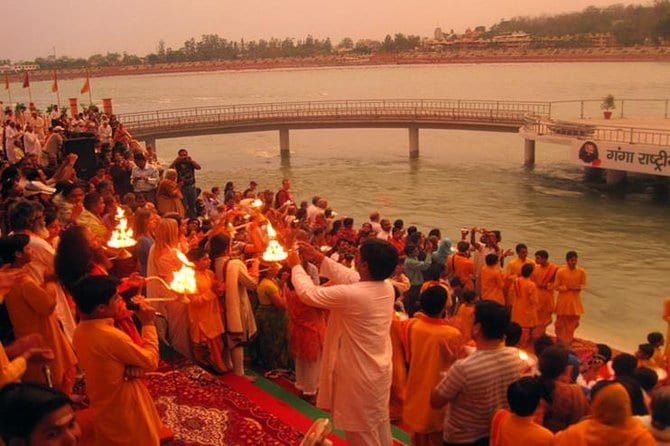 Tour packages to Rishikesh.