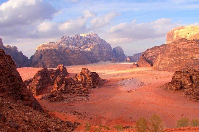 Jordan Horizons Tours Petra & Wadi Rum Tour from Eilat Border for 03 Days