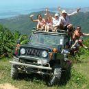 Eco-Jungle Safari Tour around Koh Samui Including Lunch