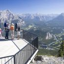 Banff City Sightseeing Tour - Roundtrip from Banff