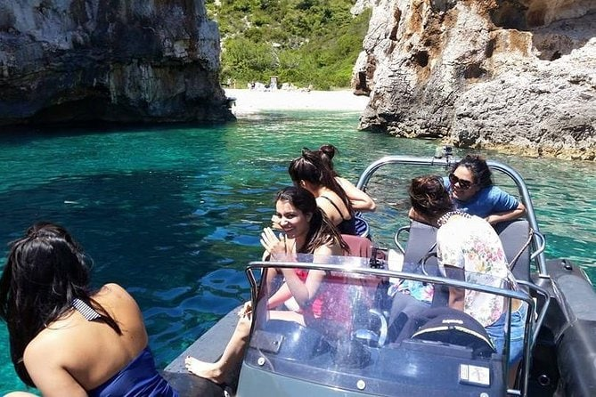 Vis island Caves and Nature Private Boat Tour from Split