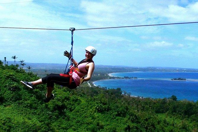 Vanuatu Jungle - Canopy Treetop Zipline Tour from Port Vila