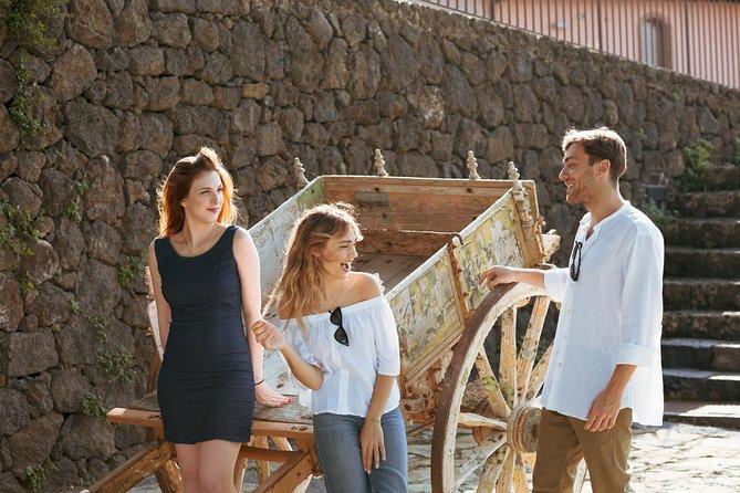 Combo Offer Pack: Etna Wine Tour – Taormina Food Tour – Godfather Tour