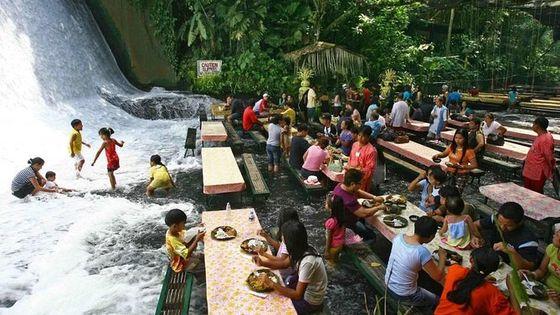VILLA ESCUDERO DAY TOUR with Carabao Cart Ride and Bamboo from Manila