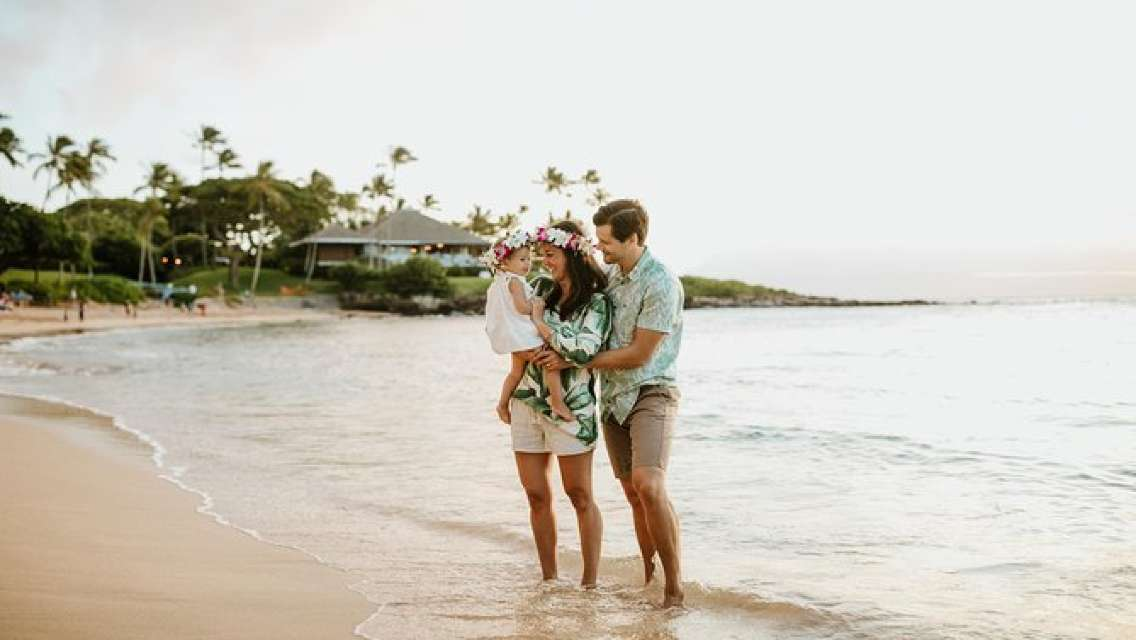 120 Minute Private Vacation Photography Session with Local Photographer in Maui