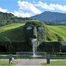 Innsbruck and Swarovski Crystal World Private Tour from Munich