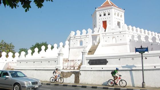Bike Bangkok: Historic Communities