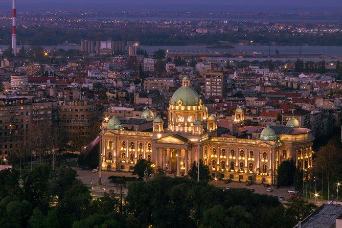 Feel Belgrade panoramic sightseeing