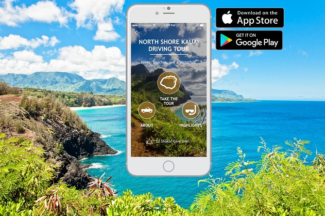 North Shore Kauai Audio Driving Tour