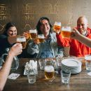 Private Full-Day Prague Walking Tour with Czech Beer and Tapas