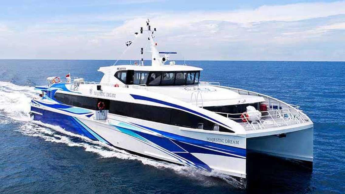 Majestic Fast Singapore-Batam Round-Trip Ferry Ticket