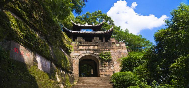 Diaoyu Castle1