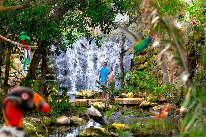 Cancun Combo Tour: Xcaret, Xel-Ha, Xplor and Chichen Itza