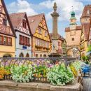 慕尼黑往返 哈爾堡+羅騰堡中世紀小鎮一日遊(專業英文導遊)