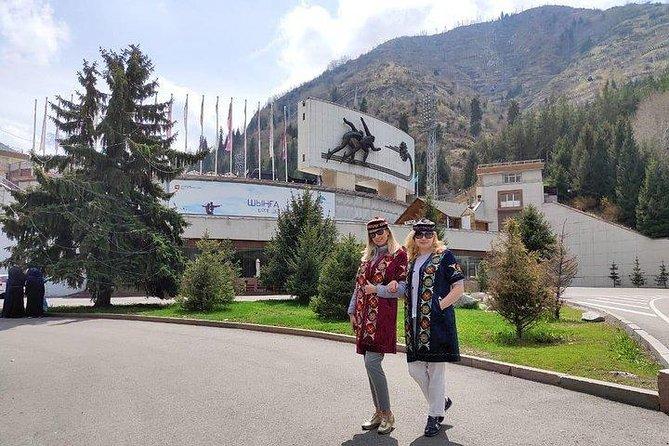 Almaty 3-Hour Private Tour with Medeo Gorge, Shymbulak Resort & Kok-Tobe Park