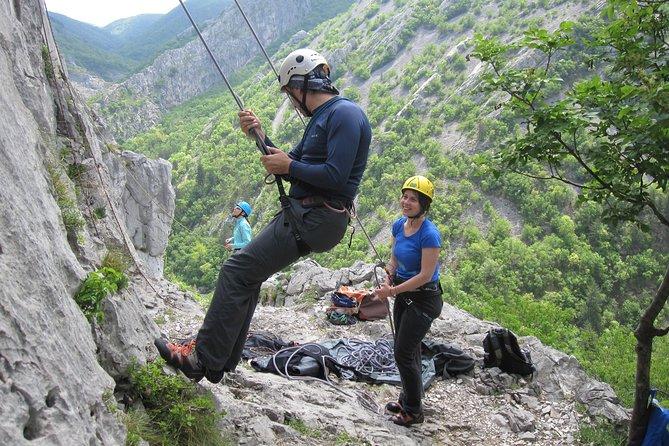Dolomites Rock Climbing Experience