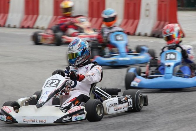 Half-Day Go Karting Adventure and Putrajaya Tour
