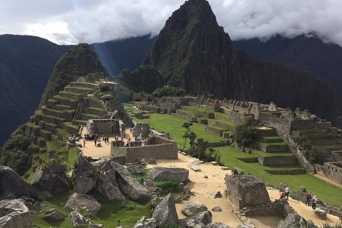 Machu Picchu Private Guide Service from Aguas Calientes