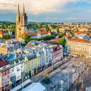 Private Full Day Trip to Croatia including Capital Zagreb from Vienna
