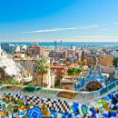 Private Barcelona and Park Güell Half-Day Tour with hotel Pick-up