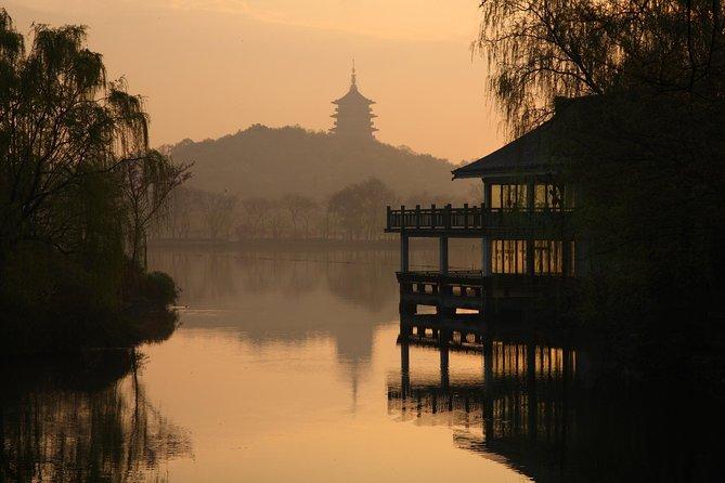 "Hangzhou ""Heaven On Earth"" Full Day Coach Tour from Shanghai"