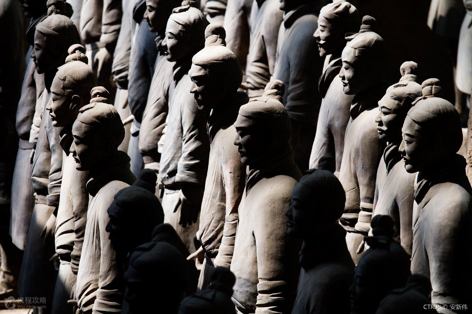 【西安英語拼團】兵馬俑博物館、秦始皇陵遺址公園拼團觀光一日遊