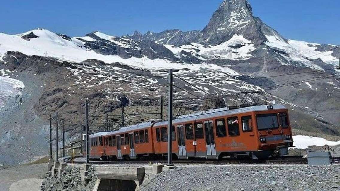 Zermatt, Matterhorn area & Gornergrat with private tourguide - from Basel