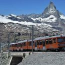 Zermatt, Matterhorn area & Gornergrat with private tourguide - from Basel